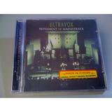 Ultravox Monument The Soundtrack Cd Lacrado Europe Importado