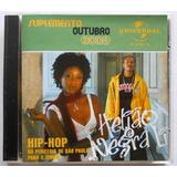 Univ Music Sup Out 2004 Cd Helião E Negra Li Jimi Hendrix