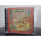 Unwriten Law Oz Factor Cd Import Usa