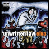 Unwritten Law Elva  cd Importado Usa