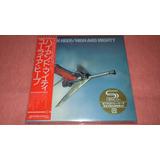 Uriah Heep   High And Mighty Mini Lp Japan Shm Cd