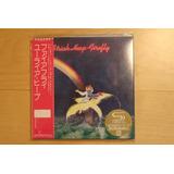 Uriah Heep Firefly Mini Lp Shm Cd Japones Japao Importado