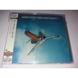 Uriah Heep High And Mighty Shm Cd Japones Importado Japao