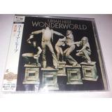Uriah Heep Wonderworld Shm Cd Japones Importado Lacrado