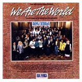 Usa For Africa   We Are The World    cd Album
