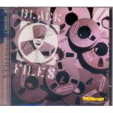 Va 1999 Black Files Volume 1 Cd Little Richard Stevie Wonder