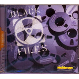 Va 1999 Black Files Volume 2 Cd James Brown Michael Jackson