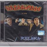 Vagabundos   Cd Relaxa   1999   Lacrado De Fábrica