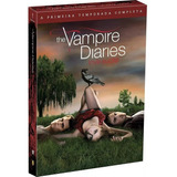 Vampire Diaries  The   1ª Temporada dublado