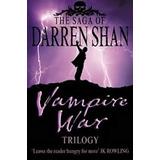 Vampire War Trilogy   The Saga Of Darren Shan   Harper Colli