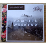 Vampire Weekend   Modern Vampires Of The City Cd Imp Promo