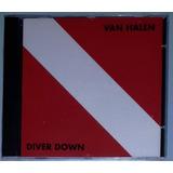 Van Halen Cd Diver Down 1982   Novo Lacrado Hard Rock