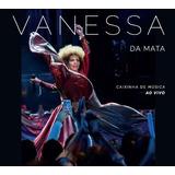 Vanessa Da Mata   Caixinha De Música Ao Vivo   Cd Digipack