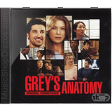 Various Grey s Anatomy   Original Soundtrack Novo Lacr Orig