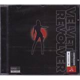 Velvet Revolver   Cd Contraband   Seminovo