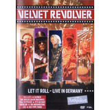 Velvet Revolver Contraband Libertad Houston Let It Roll