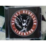 Velvet Revolver Libertad Cd Seminovo