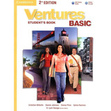 Ventures Basic Students Book With Audio Cd   2nd Ed