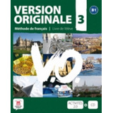 Version Originale 3 : Méthode De Français B1  1cd Audio