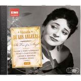 Victoria De Los Angeles The Voice Of   Novo Lacrado Original