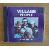 Village People   The Hits   Cd Importado