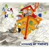 Vinícius De Moraes A Arca De Noe Cd Original Lacrado Digipac