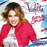 Violetta Gira Mi Canción   Cd Pop
