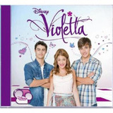 Violetta Original Soundtrack   Cd Pop