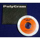 Virgulóides   Cê Tá Com Medo   Cd Single   1998  Promocional