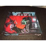 Voivod   War And Pain   Slipcase Deluxe Usa