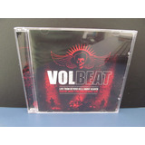 Volbeat Live From Beyond    Usa Raro Estado De Novo