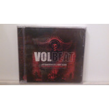 Volbeat Live From Beyond Hell above Heaven Cd Americano