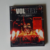 Volbeat let s Boogie  Live From Telia Parken 2 cd   Blu ray