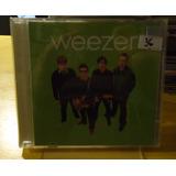 Weezer Weezer Green Album Hash Pipe Island In The Sun Cd