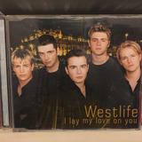 Westlife Cd Single I Lay My Love On You Promo Nacional