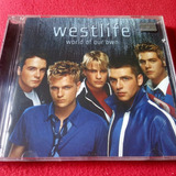 Westlife Word Of Our Own Cd Seminovo Perfeito