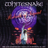 Whitesnake Cd Duplo Rebirth The Serpent Novo Raridade