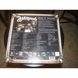 Whitesnake box Of Snakes the Sunburst Years  gratis Pic Disc