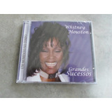 Whitney Houston   Cd Grandes Sucessos   Lacrado