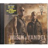 Wisin Y Yandel The Best Of Wisin Y Yandel Novo Lacr Orig