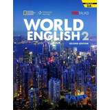 World English 2   Combo Split A With Cd rom   2nd Edition
