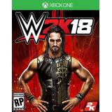 Wwe 2k18 Xbox One Cd Key Digital Original 25 Digitos