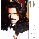 Yanni In My Time   Cd Música Eletrônica