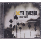Yellowcard   Cd Lights And Sounds   Lacrado