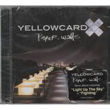 Yellowcard   Cd Paper Walls   2007   Lacrado