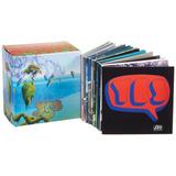 Yes box Set The Studio Albums 1969 1987   12 Cds