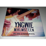 Yngwie Malmsteen   Blue Lightning  slipcase
