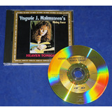 Yngwie Malmsteen   Heaven Tonight   Cd Video   1988   Usa