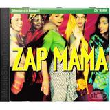 Zap Mama Adventures In Afropea 1   Novo Lacrado Original