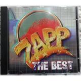Zapp   The Best   Cd Usado Em Excelente Estado
